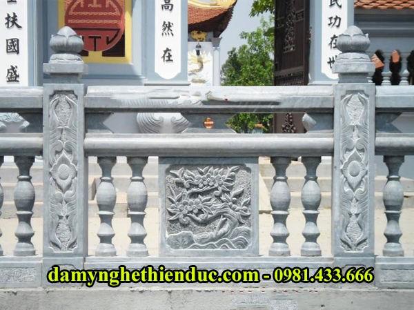 Con tiện lan can đá đẹp   Thiên Đức Stone