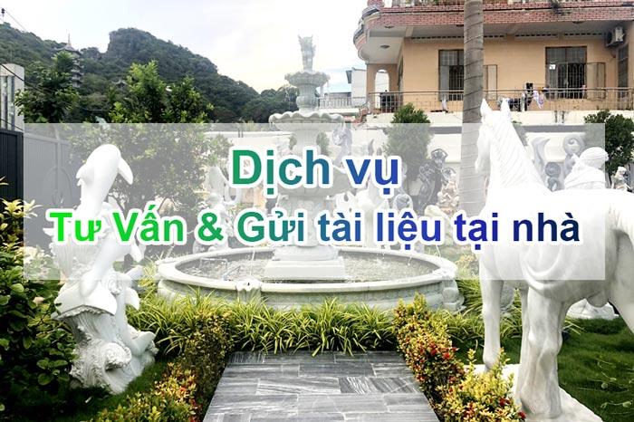 Dịch vụ tư vấn tại nhà   Thiên Đức Stone