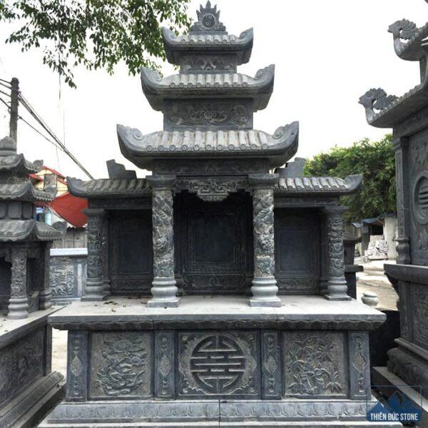 Mẫu lăng mộ đá đẹp | Thiên Đức Stone