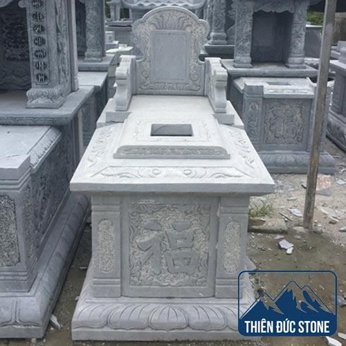Mộ đá Tam Sơn | Mộ đá đẹp Thiên Đức Stone