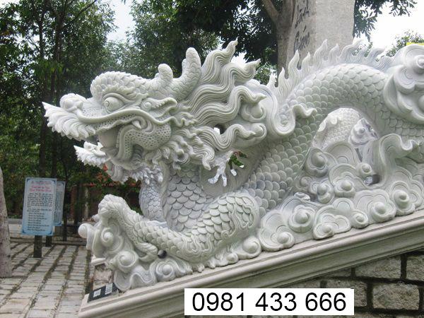 Rồng đá | Thiên Đức Stone