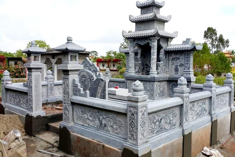 Lăng mộ đá | Thiên Đức Stone