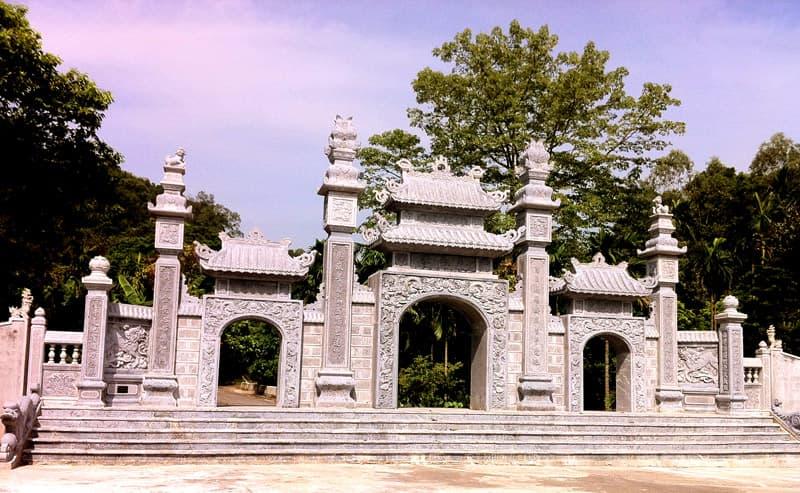 Cổng đá tự nhiên | Thiên Đức Stone