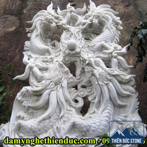 Phù điêu đá đẹp | Thiên Đức Stone