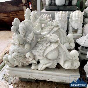 Tượng tỳ hưu đá | Thiên Đức Stone