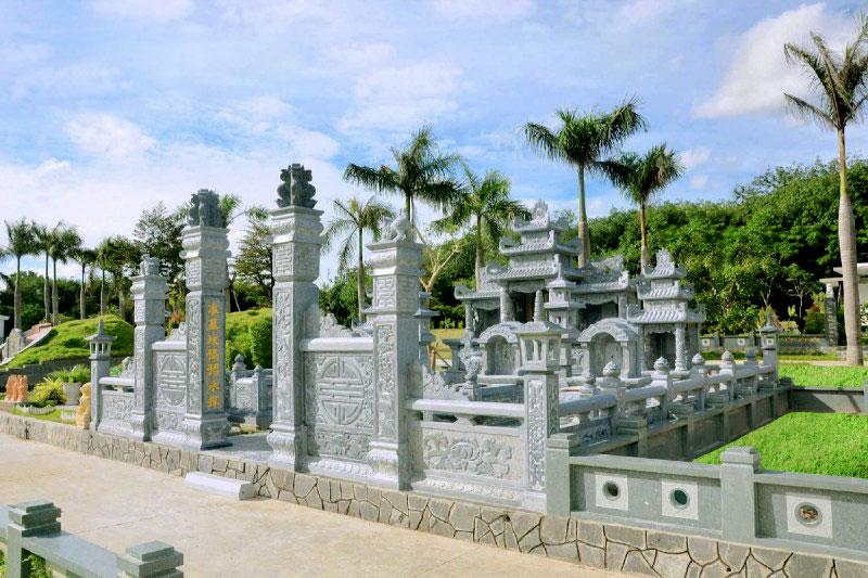 Vị trí xây lăng mộ đá | Thiên Đức Stone
