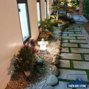 Đá lát sân vườn đẹp | Thiên Đức Stone