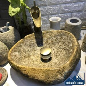 Lavabo đá tự nhiên | Thiên Đức Stone