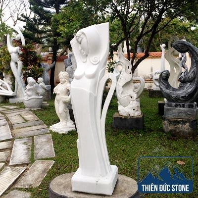 Tượng đá nghệ thuật đẹp | Thiên Đức Stone